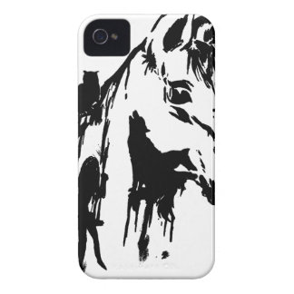 wild iPhone 4 cover