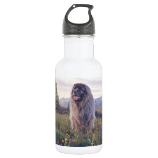 Wildblume Leonberger Edelstahlflasche