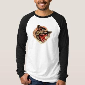 Wilde Augen - wilder HundT - Shirt