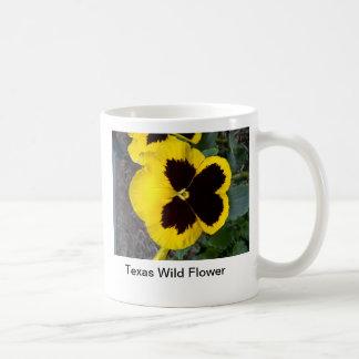 Wilde Blume Texas Kaffeetasse