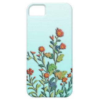 Wilde Chrysantheme der Herbst-Blumen iPhone 5 Etuis