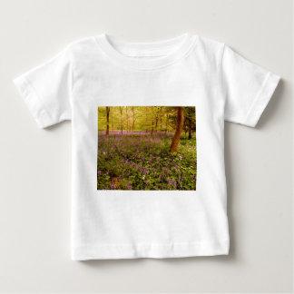 "Wilde Hyazinthe ""scilla non-scripta "" Baby T-shirt"