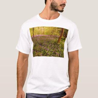 "Wilde Hyazinthe ""scilla non-scripta "" T-Shirt"