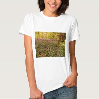 "Wilde Hyazinthe ""scilla non-scripta "" T-shirts"