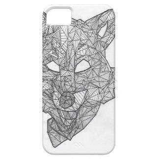 Wilde Linien - Wolf iPhone Fall Schutzhülle Fürs iPhone 5