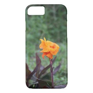 Wilde Orangen-chinesische Blume in der Blüte iPhone 8/7 Hülle