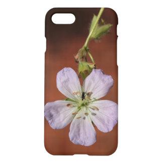 Wilde Pelargonie iPhone 7 Hülle