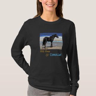 Wilde Pferde von Korolla! T-Shirt