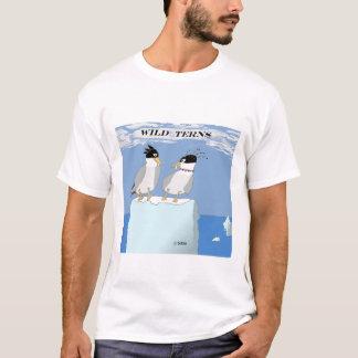 Wilde Seeschwalben T-Shirt