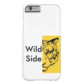 Wilde Seite - Tiger Barely There iPhone 6 Hülle