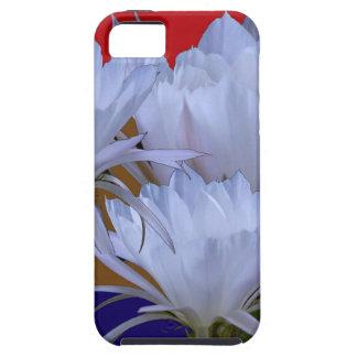 Wilde weiße Lilly Blume:  Fantastische Welt der iPhone 5 Etui