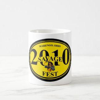 Wilder Fest 2010 mug2 Kaffeetasse