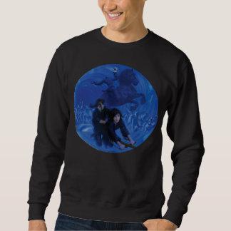 Wilder gejagter Männer Sweatshirt