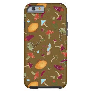 Wilder Kasten der Pilz-iPhone6 Tough iPhone 6 Hülle