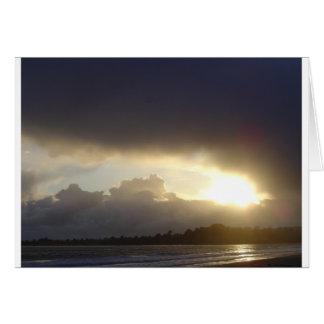 Wilder Sonnenuntergang, Aptos, Santa Cruz County, Karte