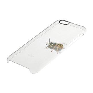 Wilder Telefonkasten des Falles (Wespe) Durchsichtige iPhone 6/6S Hülle