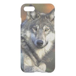Wilder Wolf iPhone 8/7 Hülle