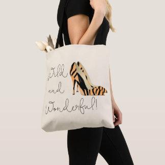 Wilder wunderbarer Heels Tasche
