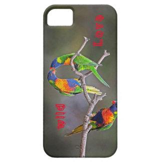 WILDES iPhone 5/5S LIEBE iPhone Se, kaum dort iPhone 5 Case