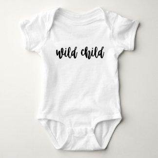 Wildes Kind Baby Strampler