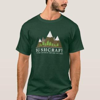 Wildnis im FreienBushcraft T-Shirt