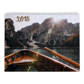 Wildnis-Kalender Kalender