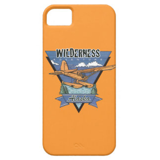 Wildnis-Seeflugzeug-Abenteuer Alaska Etui Fürs iPhone 5