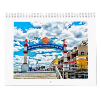 Wildwood New-Jersey Foto-Kalender Abreißkalender
