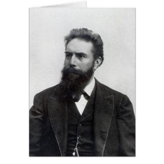 Wilhelm Rontgen Karte