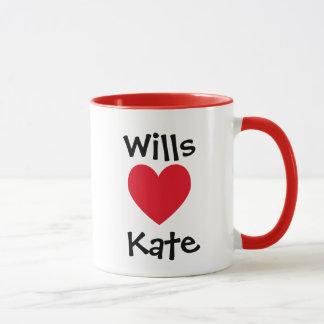 WillensLieben Kate Tasse