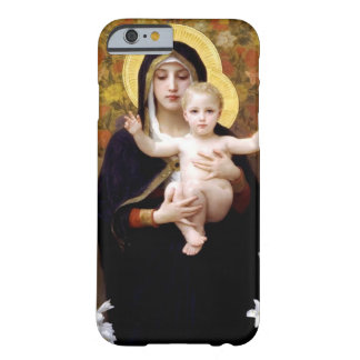 William Bouguereau- Madonna des lis Coque iPhone 6 Barely There