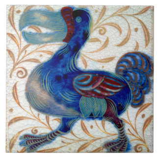 William De Morgan The Dodo-Keramiken Keramikfliese