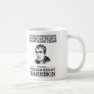 William Henry Harrison Kaffeetasse