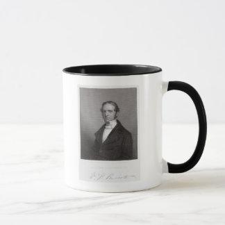 William Hickling Prescott, graviert von Thomas B.W Tasse