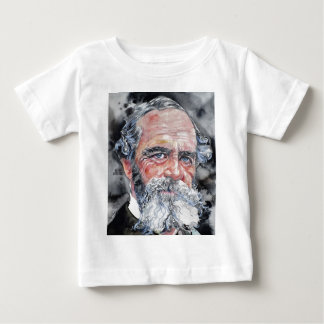 William James - Aquarellporträt Baby T-shirt