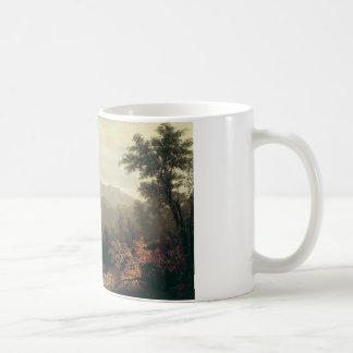 William Louis Sonntag - in den weißen Bergen Kaffeetasse