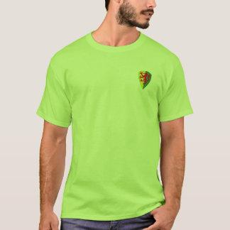 William-Marschall im Aktions-Shirt T-Shirt