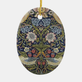 William Morris-Erdbeerdieb-Entwurf 1883 Keramik Ornament