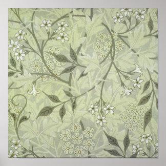 William morris tapete poster designs zazzlech for Markise balkon mit william morris tapete