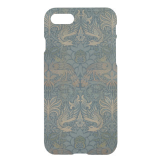 William Morris-Pfau und Drache GalleryHD iPhone 8/7 Hülle