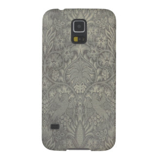 William Morrisvogel-und -rebe-Muster Galaxy S5 Cover