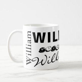 WILLIAM - personifizieren Sie die Tasse