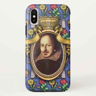 William Shakespeare iPhone X Hülle
