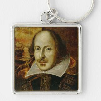 William Shakespeare Keychain Schlüsselanhänger