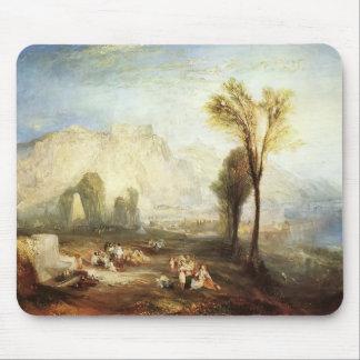 William Turner la pierre lumineuse de l'honneur et Tapis De Souris