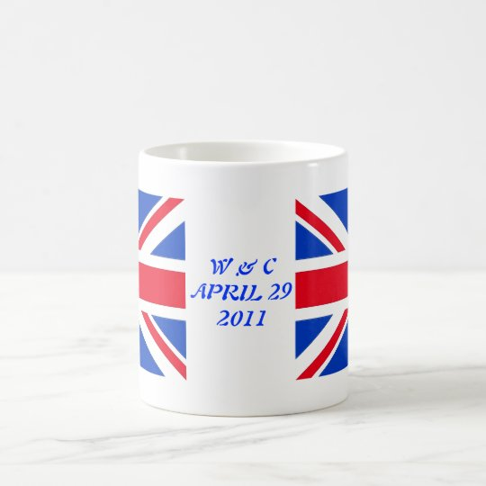 William u. Kate Kaffeetasse