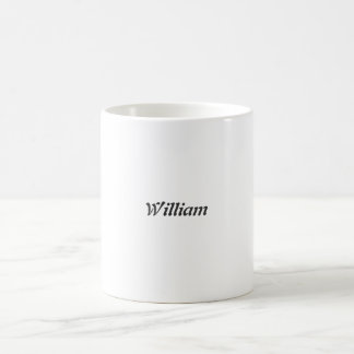 William Verwandlungstasse