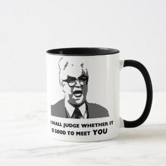 Williamulsterman-Tasse -, die Nizza ist, Sie zu Tasse