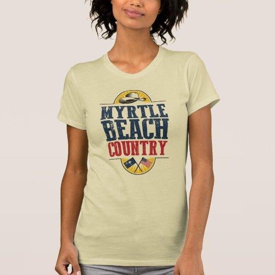 Willkommen zu Myrtle- Beachland T-Shirt