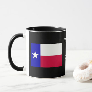 Willkommen zu Texas Tasse